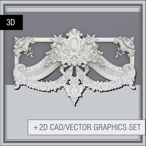 vsct-34 swag ornament max free