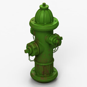 hydrant 3ds