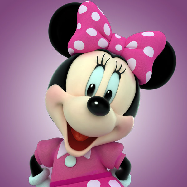 max minnie mouse