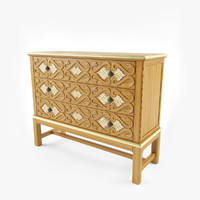 Filigree Drawer Chest