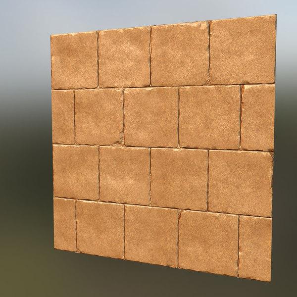 pyramid stone pattern