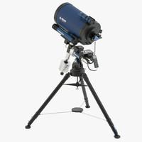 Meade LX850 telescope