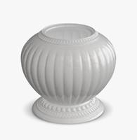 baroque vase 3d model