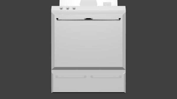 3d asset oven