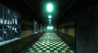 scene hallway max
