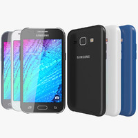 Samsung Galaxy J1 All Colors