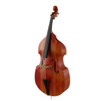 3ds bass contrabass