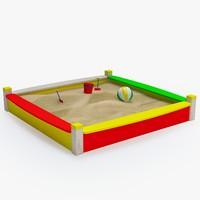 sandbox max