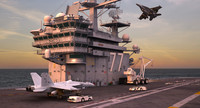 USS George Bush Collection
