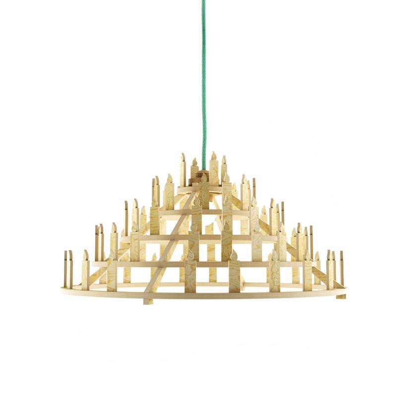 free light lamp details 3d model