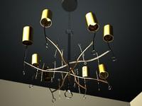 lollipo chandelier