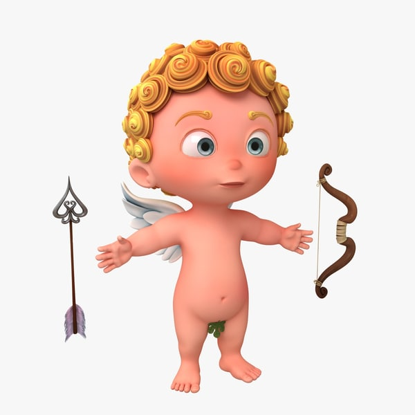 3ds max cupid