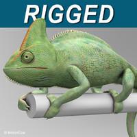 Chameleon ( Green )
