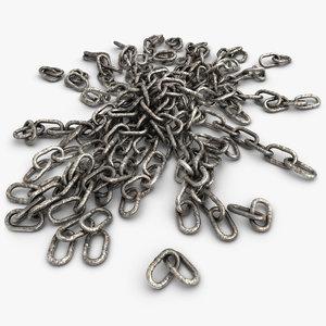 chains v2 old 3 3d model