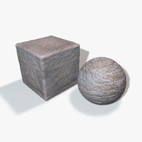 Concrete road Seamless Texture
