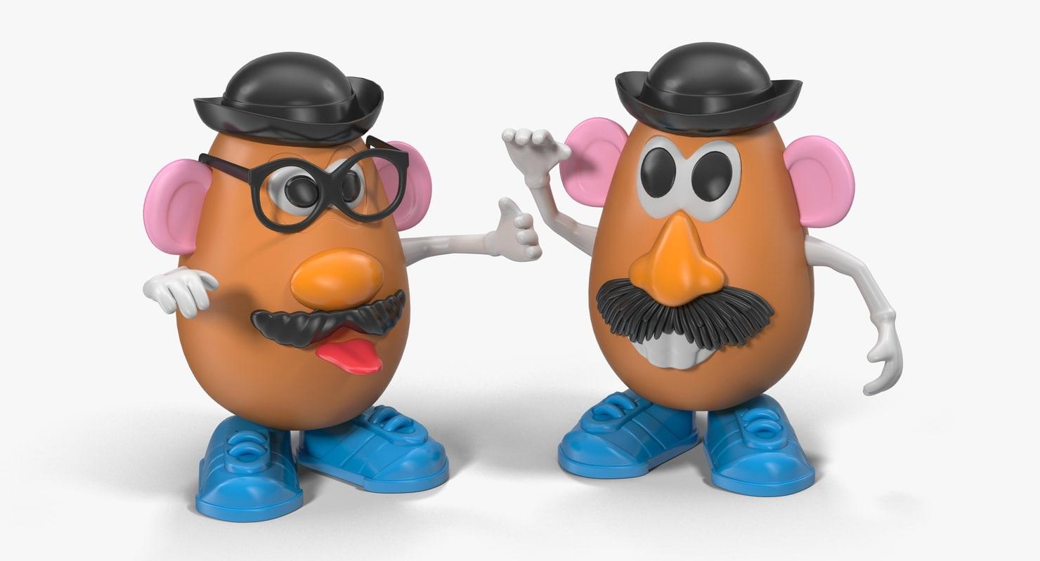 mr potato head max