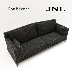 jnl confidence sofa max
