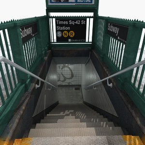 3ds subway entrance