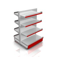 Supermarket Shelf CentreRack_Gondola