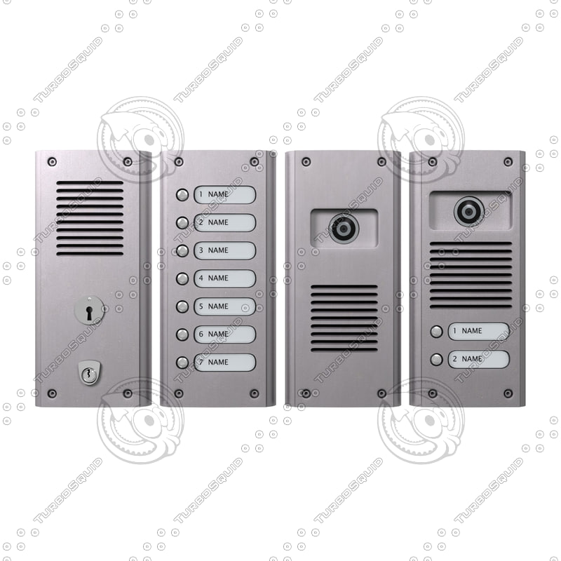 modular intercom max