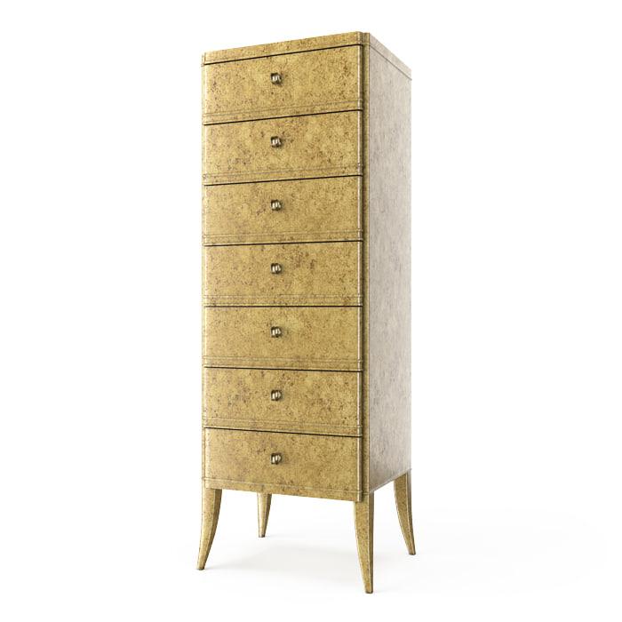 perla semonier cabinet 3d model