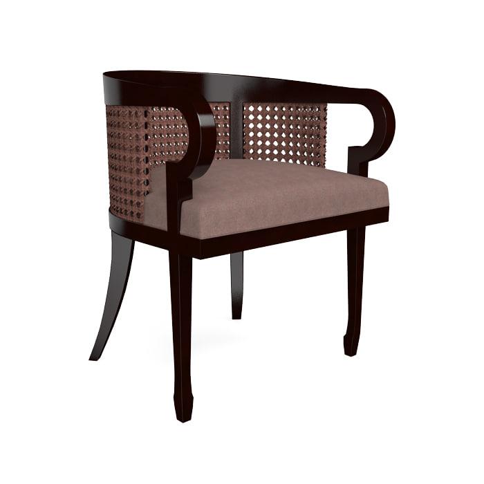 moramo chair 3d model