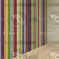 Jet Set Paintbox Kids Wallpaper Texture