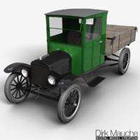 Ford Model TT Truck
