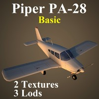 piper cherokee basic max