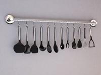3d model nylon utensils