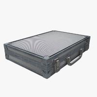 max metal briefcase