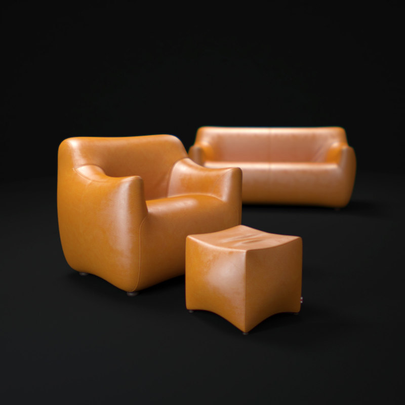 3d sumo-armchair-and-sofa