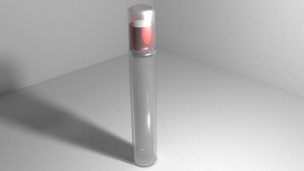 3d model liquid glue