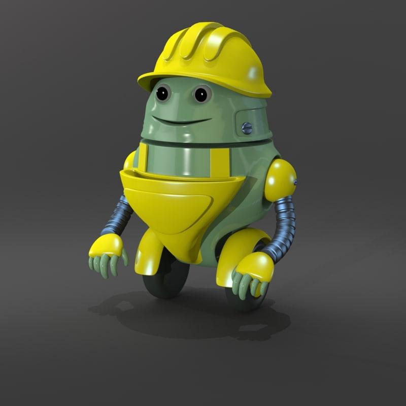 lwo robot buildings