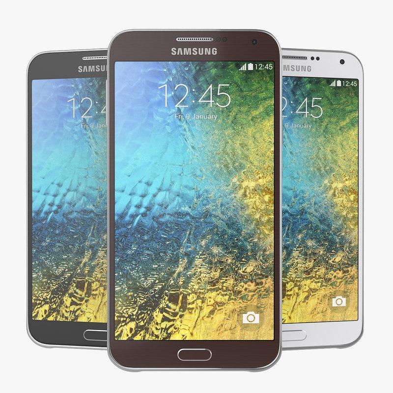 new samsung galaxy e7 3ds