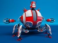 robot d09e max