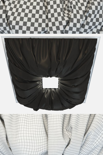 ceiling draping max free