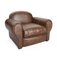 Normandy Club Chair