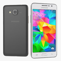 Samsung Galaxy Grand Prime Black And White