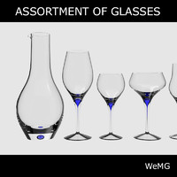 Intermezzo Glasses