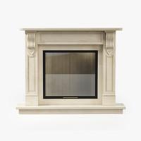carmona fireplace max