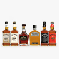 Jack Daniel's Bottles Collection