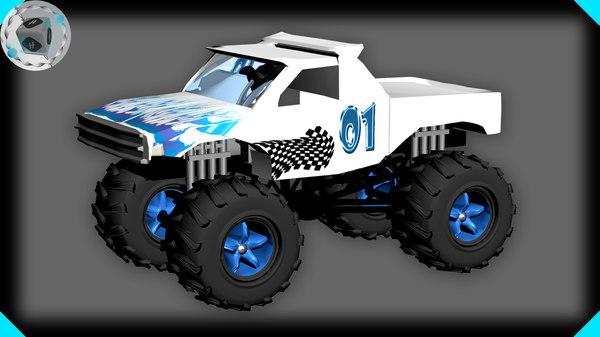 monster truck max