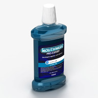 Mouthwash Water