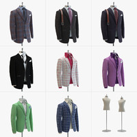 Domenico Vacca Suits Collection