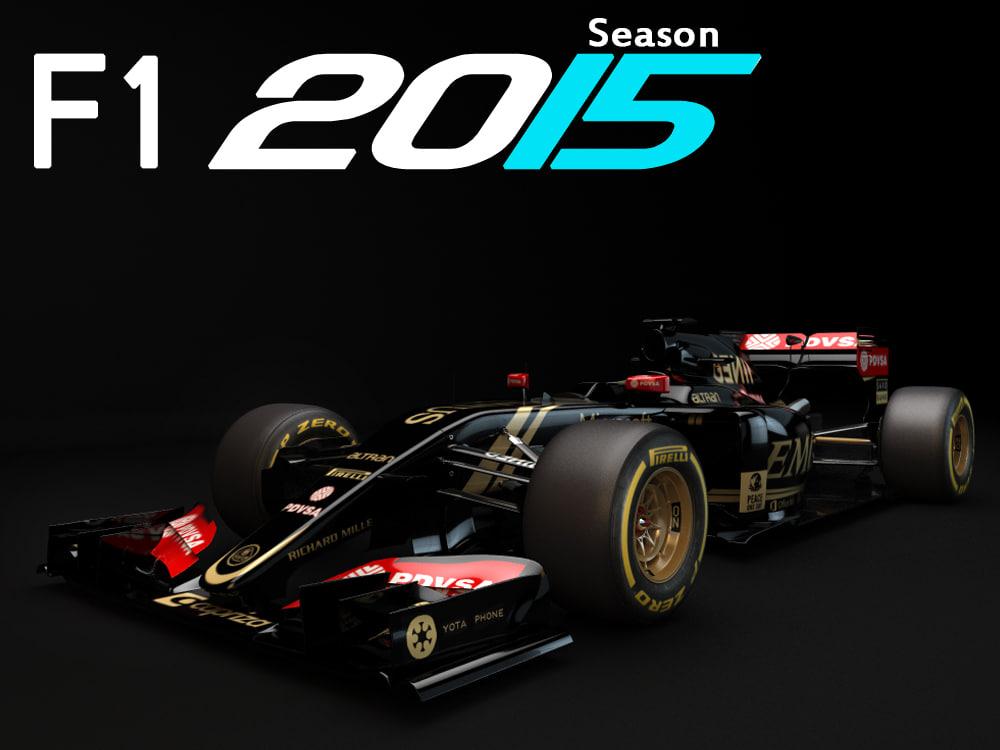 2015 3d model