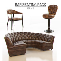 Bar Seating Pack - Set I