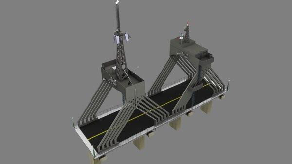 3d lwo bridge utility
