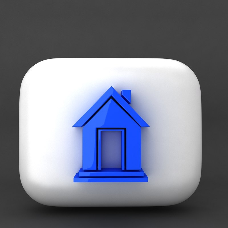 3d model web icon