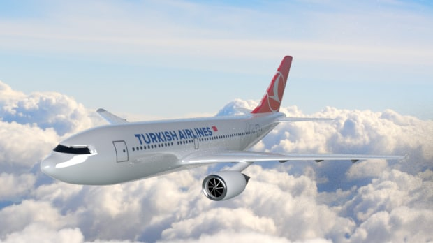 3ds max turkish airlines